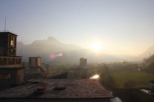 Aussicht-Dachterrasse_Vierwaldstättersee