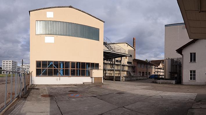 Atelierwerkhalle in Schlieren | 13-2016
